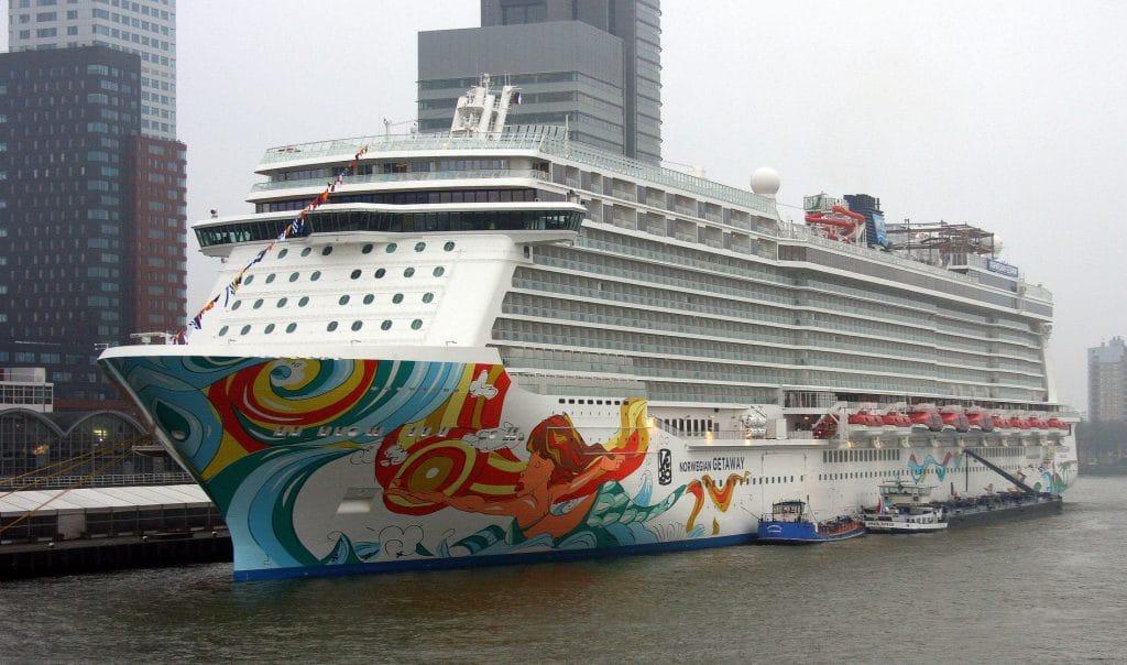 Passenger Dies After Hitting Deck 8 On Norwegian Getaway