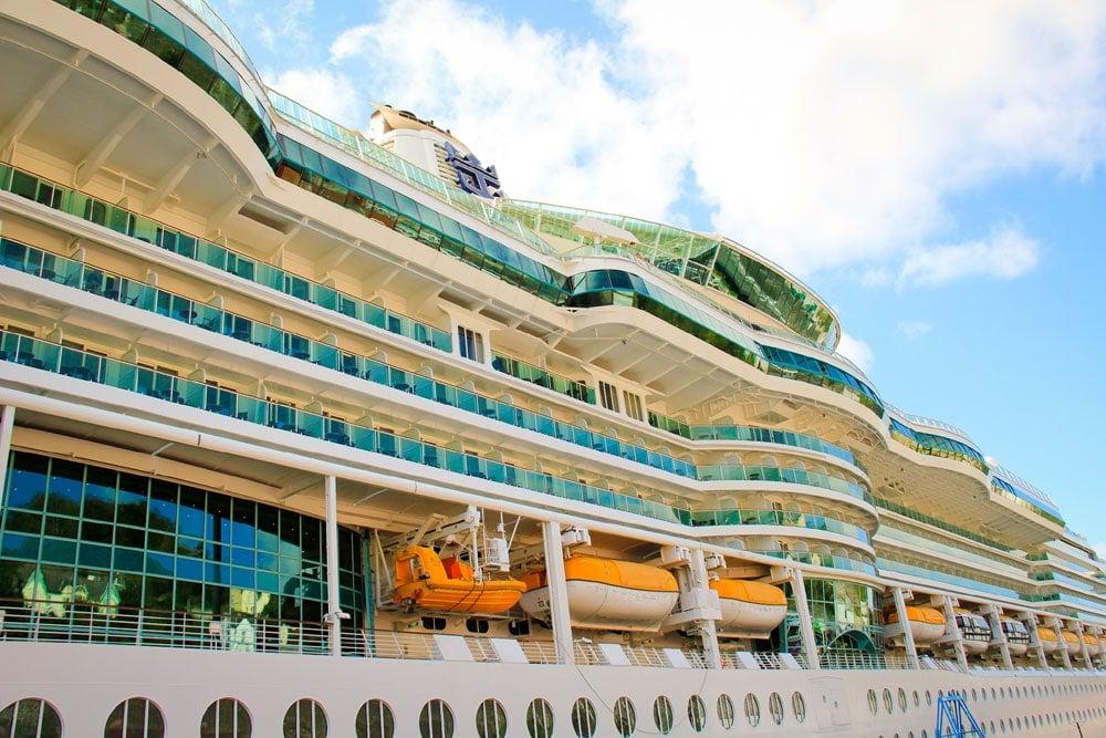 23 2017 Royal Caribbean Cruise Line Registration