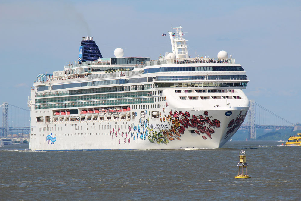 Authorities Refuse Cruise Ship Passengers To Disembark Due