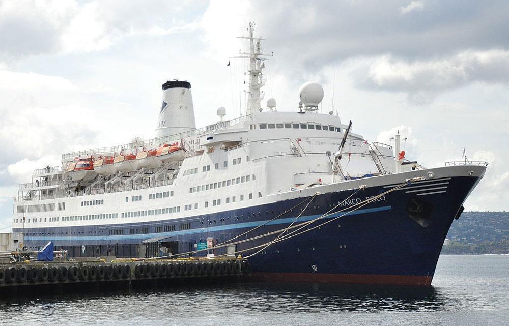 Marco Polo Ship