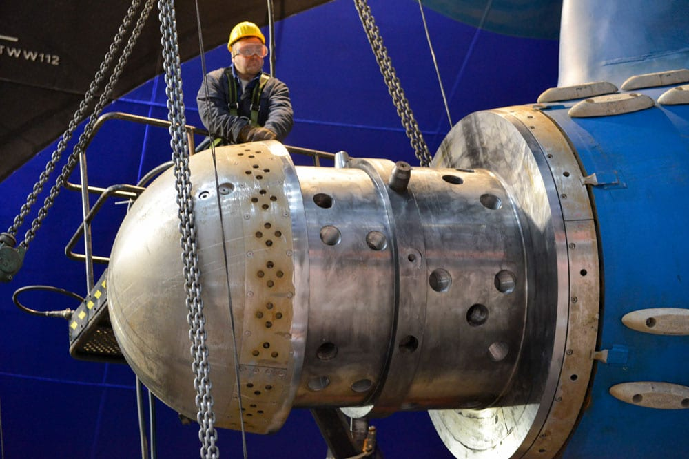 Ovation of the Seas Azipod