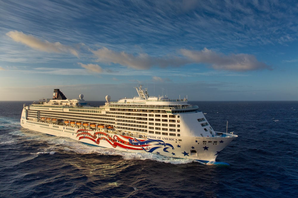Disney Cruise To Hawaii >> Pride of America Returns To Service After Refurbishment