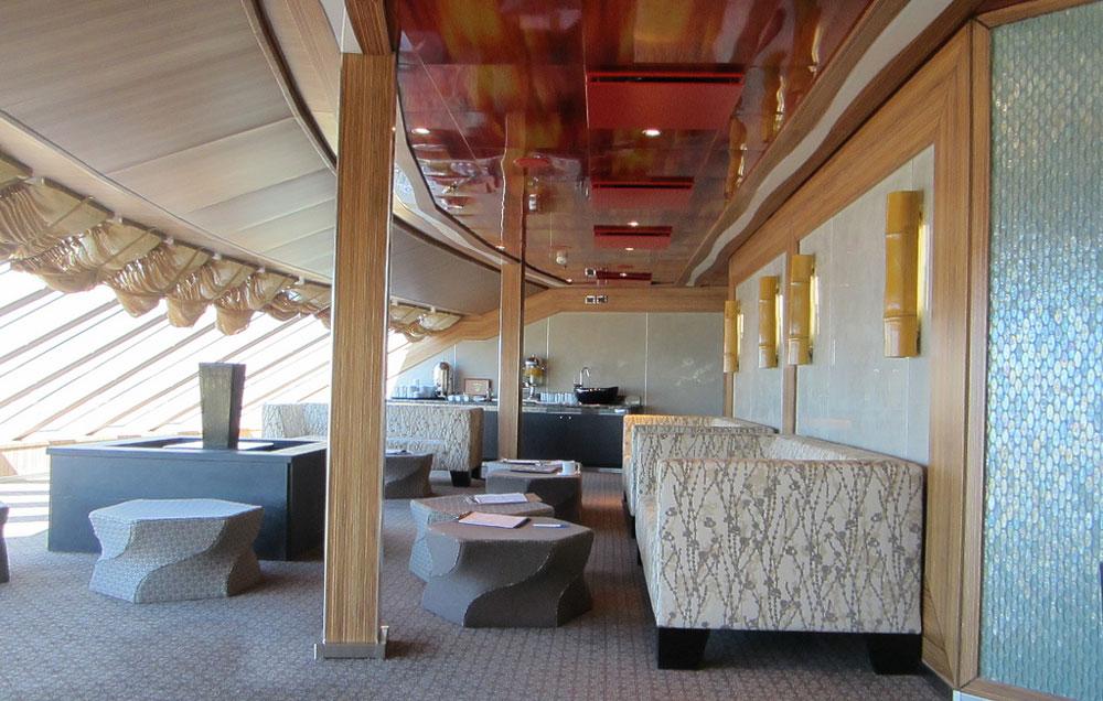 Cruise Ship Spa