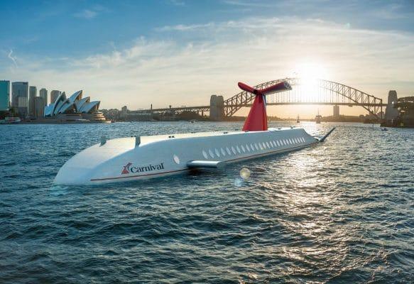 Carnival Submarine