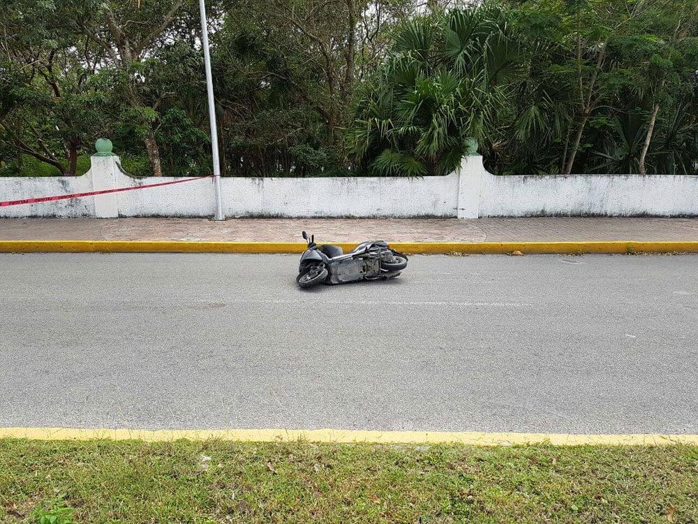 Cozumel Moped