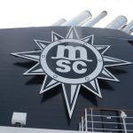 MSC Cruise Funnel