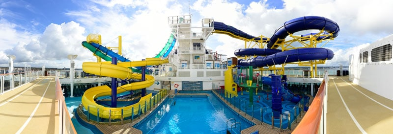 Escape Waterslides
