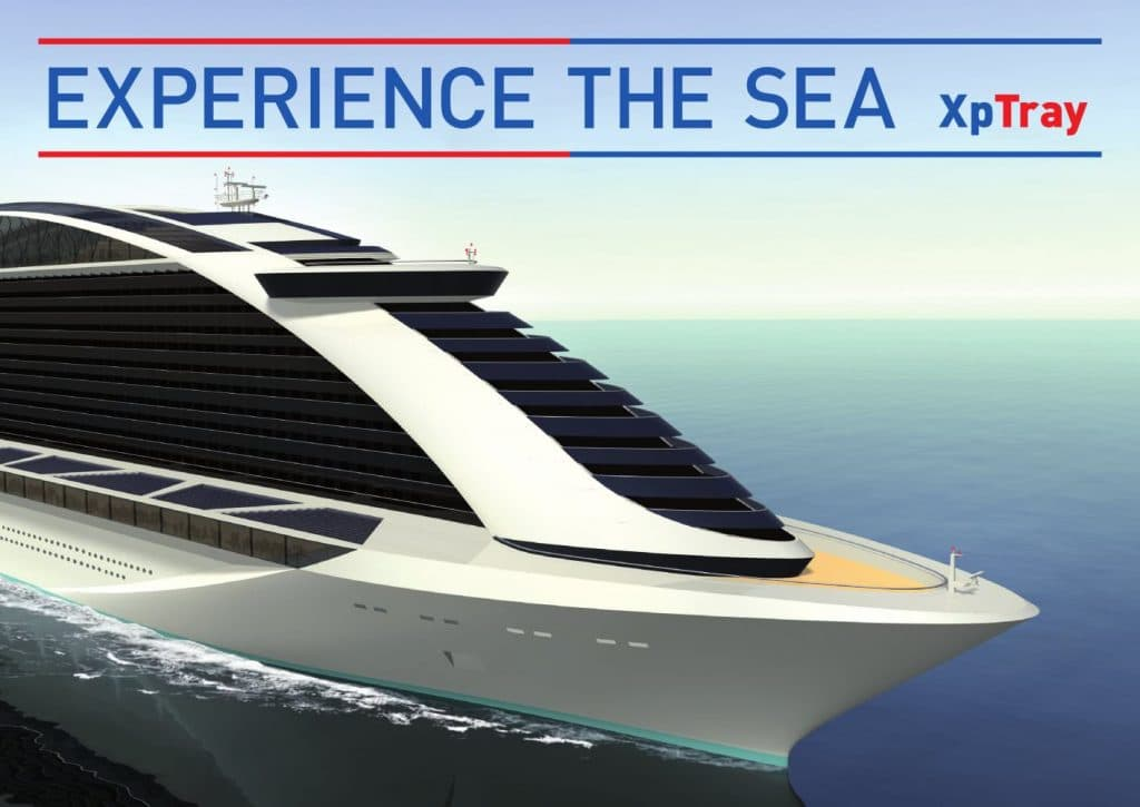 MSC Cruises New World Class Ships Could Look Like This