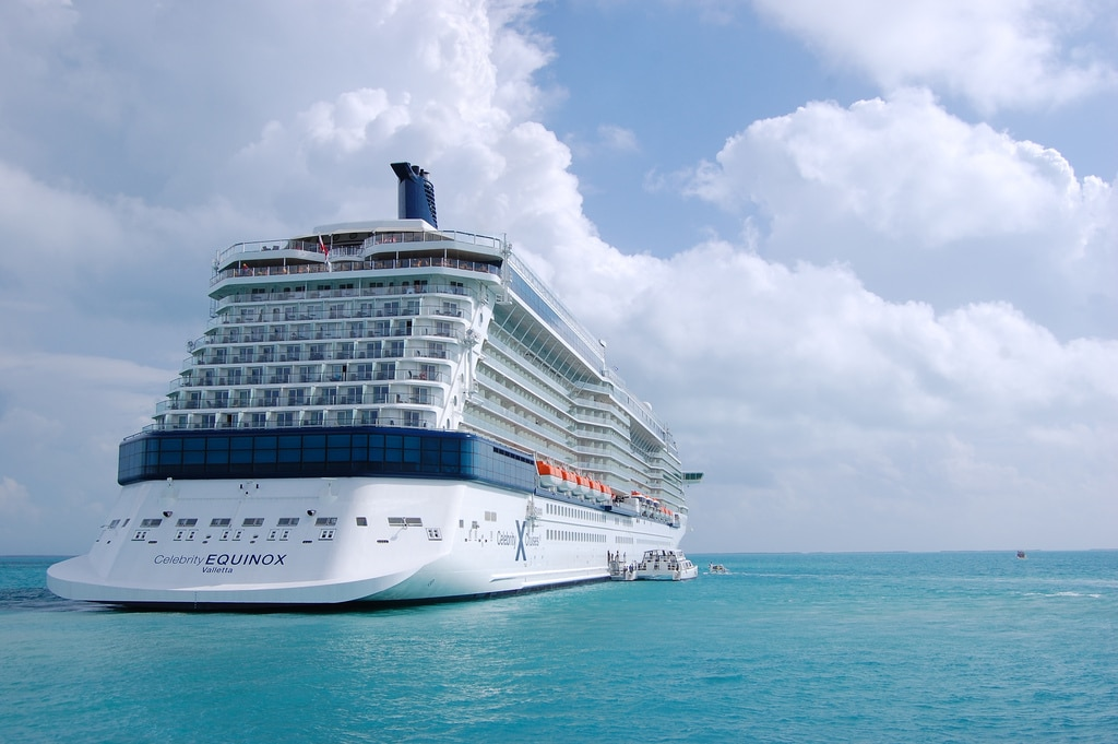 return to the celebrity equinox