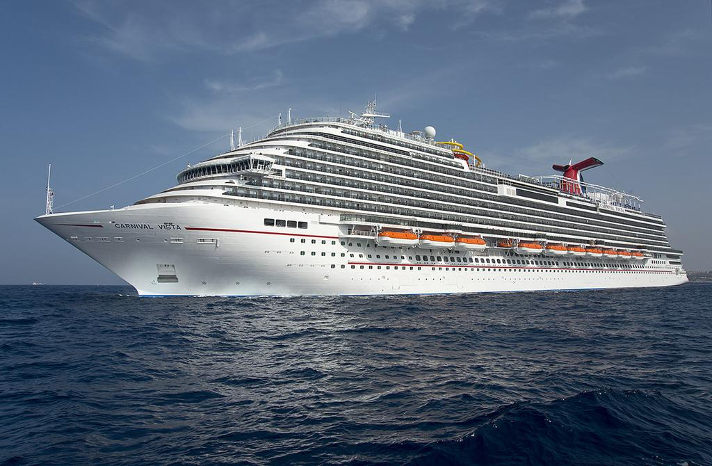 Carnival Vista Cruise Deals