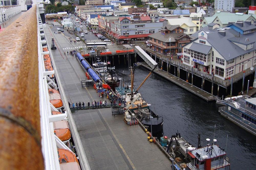 Ketchikan Cruise