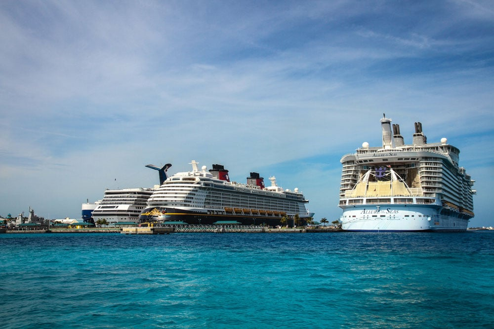 Cruise Lines Preparing 500 Million Investment For The Bahamas