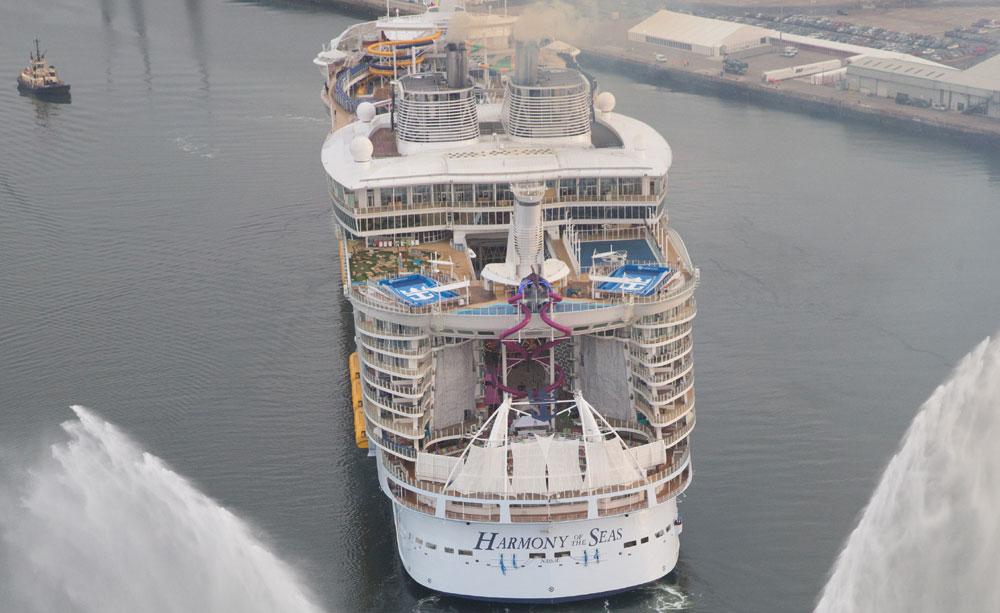 Royal Caribbean Teases With New Harmony Of The Seas Photos