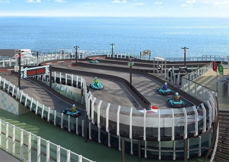 RiMO Kart Race Track