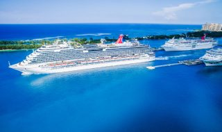 Cruise Ships In Bahamas
