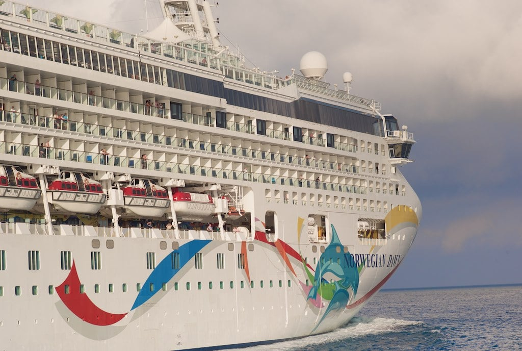 Norwegian Dawn Resumes Sailing After Month Long Dry Dock