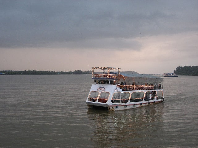 goa harbor cruise