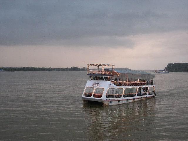 goa harbor cruise