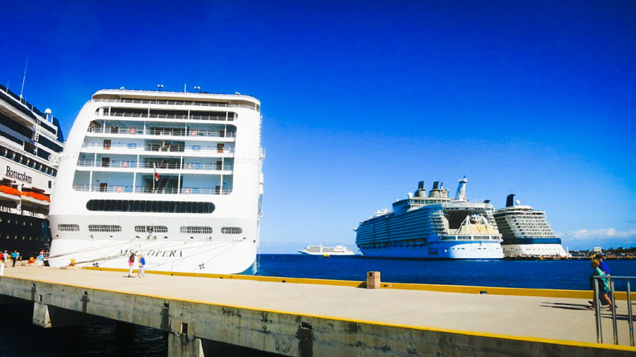 5 Reasons For Staying Onboard When The Cruise Ship Is In Port