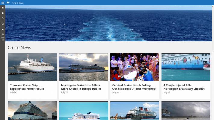 Cruise Hive App
