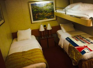 Carnival Cruise Line Cabins
