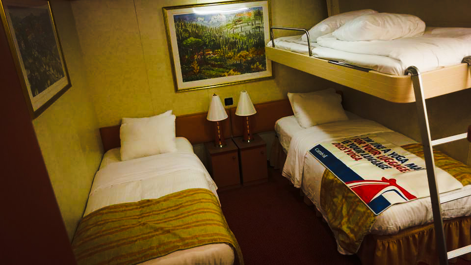 Cruise Ship Cabins You Should Avoid Stateroom Booking Tips