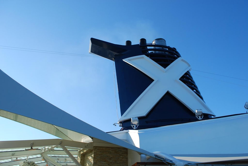 Celebrity Cruise Funnel