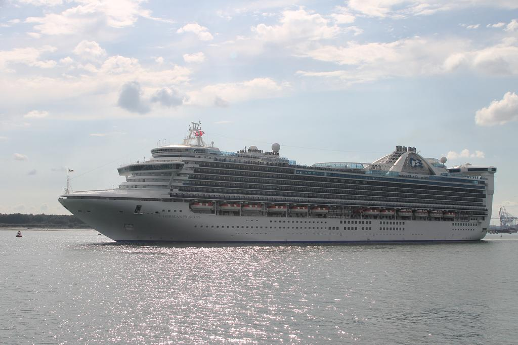 Princess Cruise Ship Recovers After Propulsion Failure