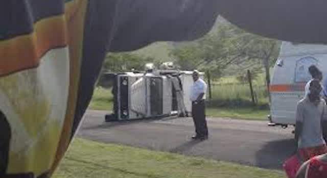 Safri Accident