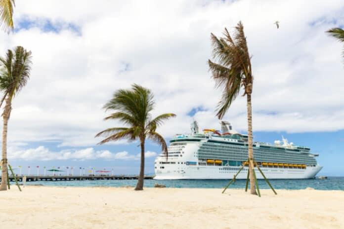 Cruise Line Private Island