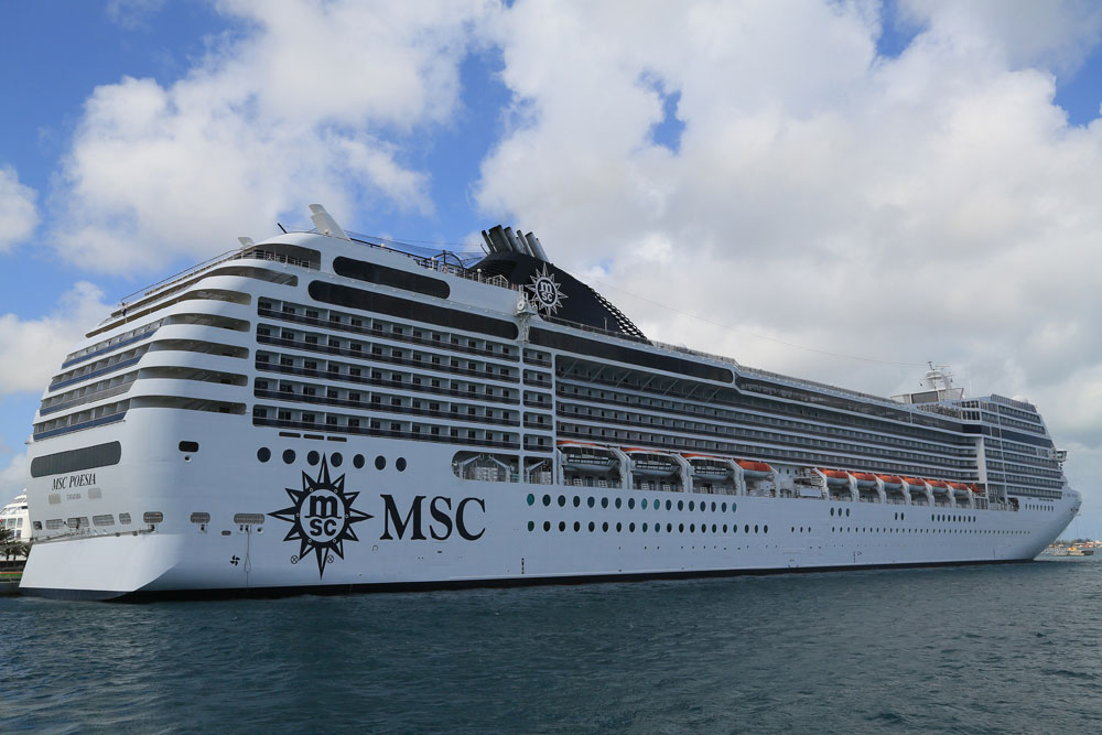Msc Cruise Ship Passenger Almost Loses Finger