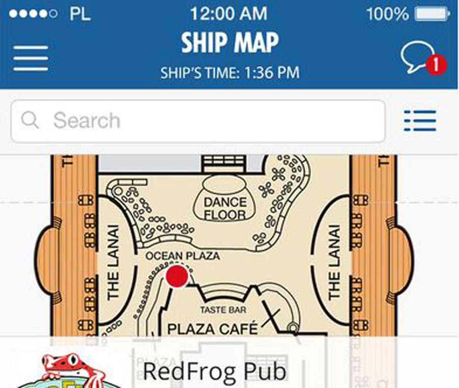 Carnival Cruise Line Hub App Rolling Out To Another Ship