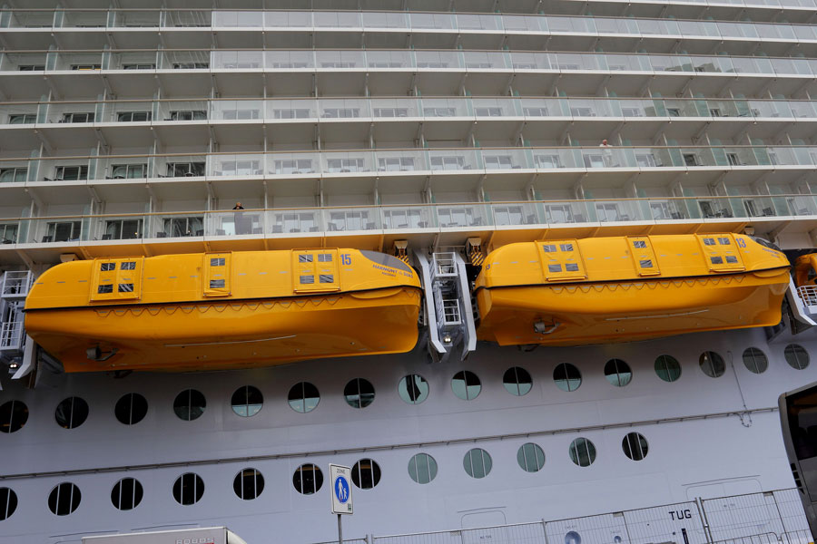 Coast Guard suspends search for Royal Caribbean performer who went overboard