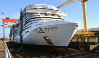 Carnival Vista To Get MAN Diesel & Turbo Engines
