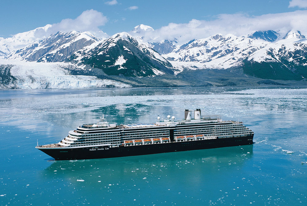 Th Cruise Ship Being Deployed To Alaska By Holland America Line - Best holland america cruise ship