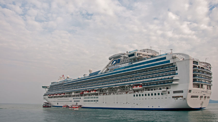 Woman Missing After Jumping Overboard Cruise Ship