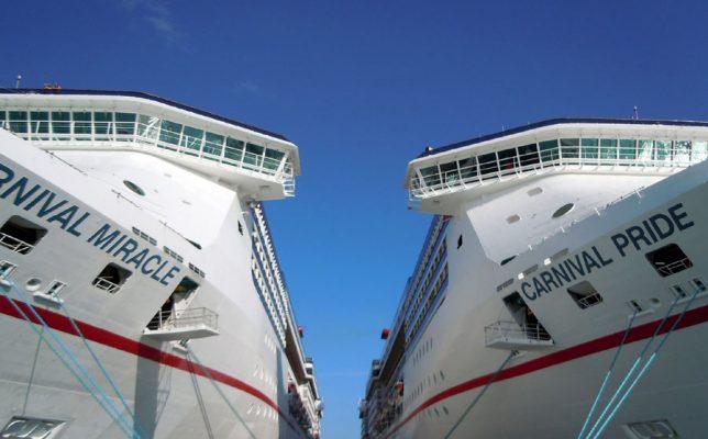Spirit Class Ships