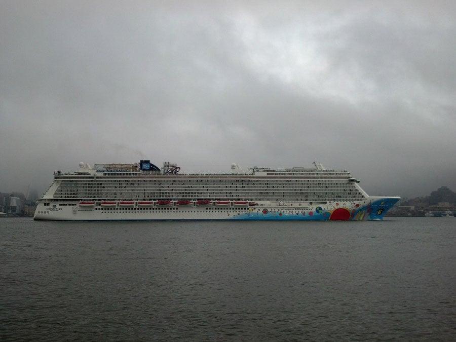 Norwegian Breakaway Changes Itinerary Due To Hurricane Nicole