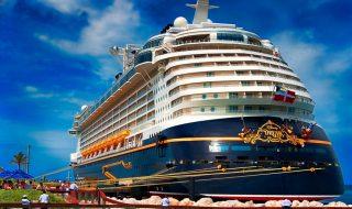Disney Ships