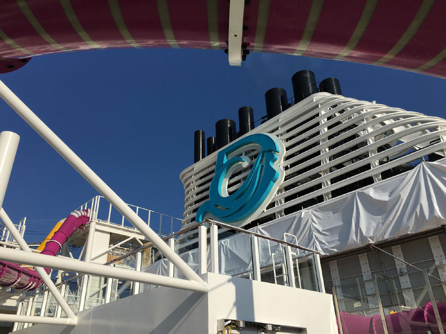 Genting Dream Interior