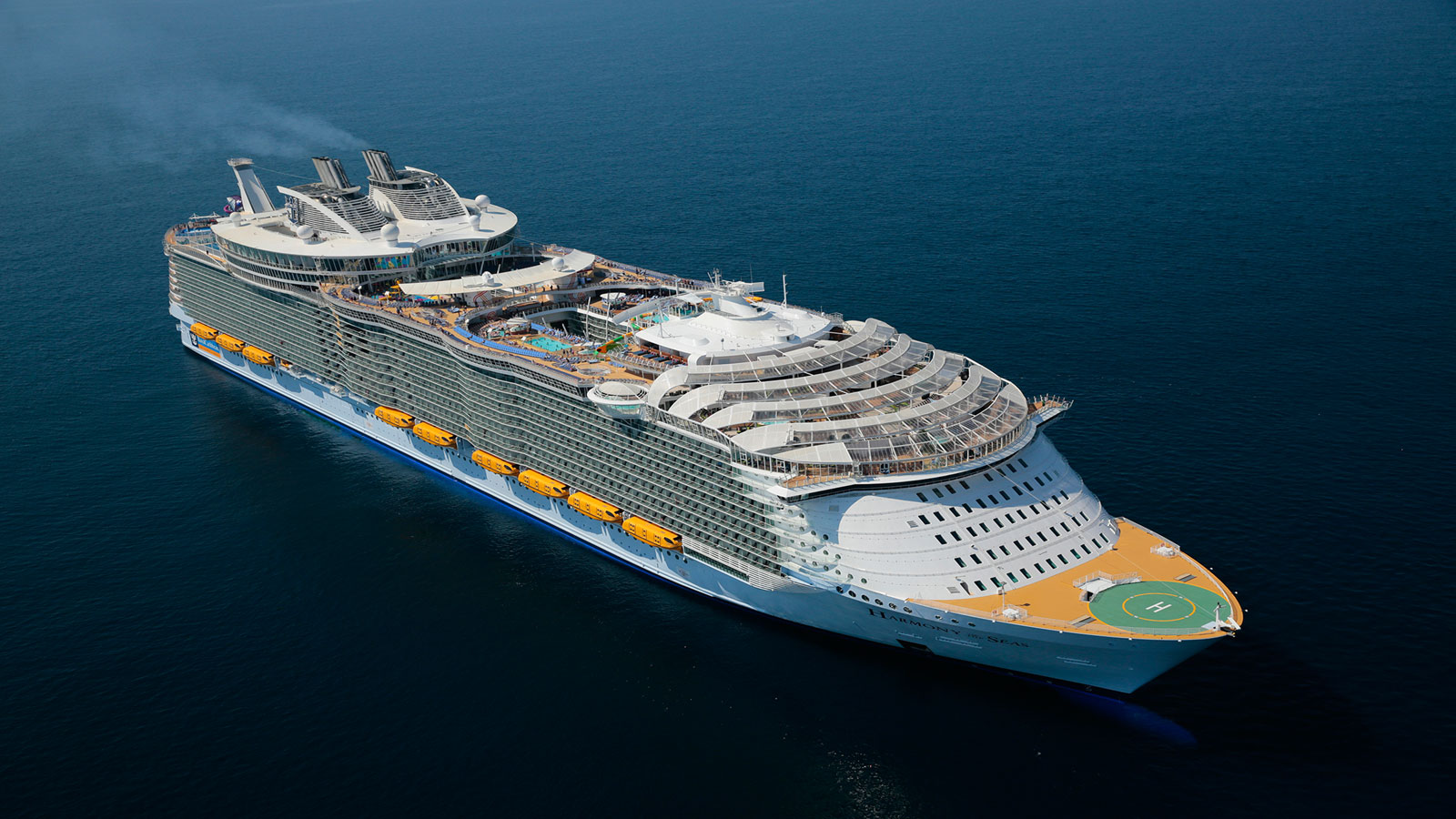 Royal Caribbean Names Harmony Of The Seas Godmother