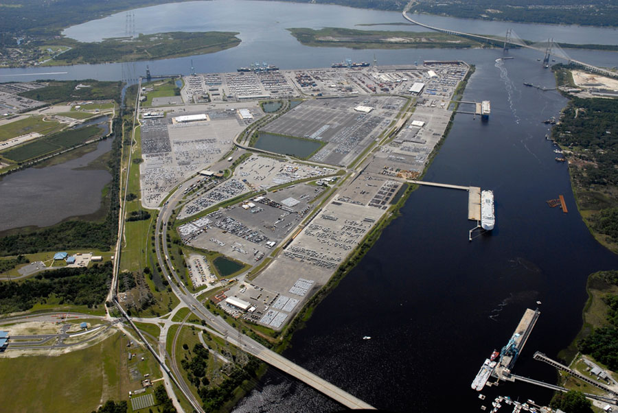 Port of Jacksonville
