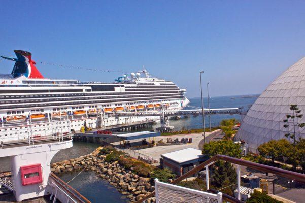 Long Beach Terminal