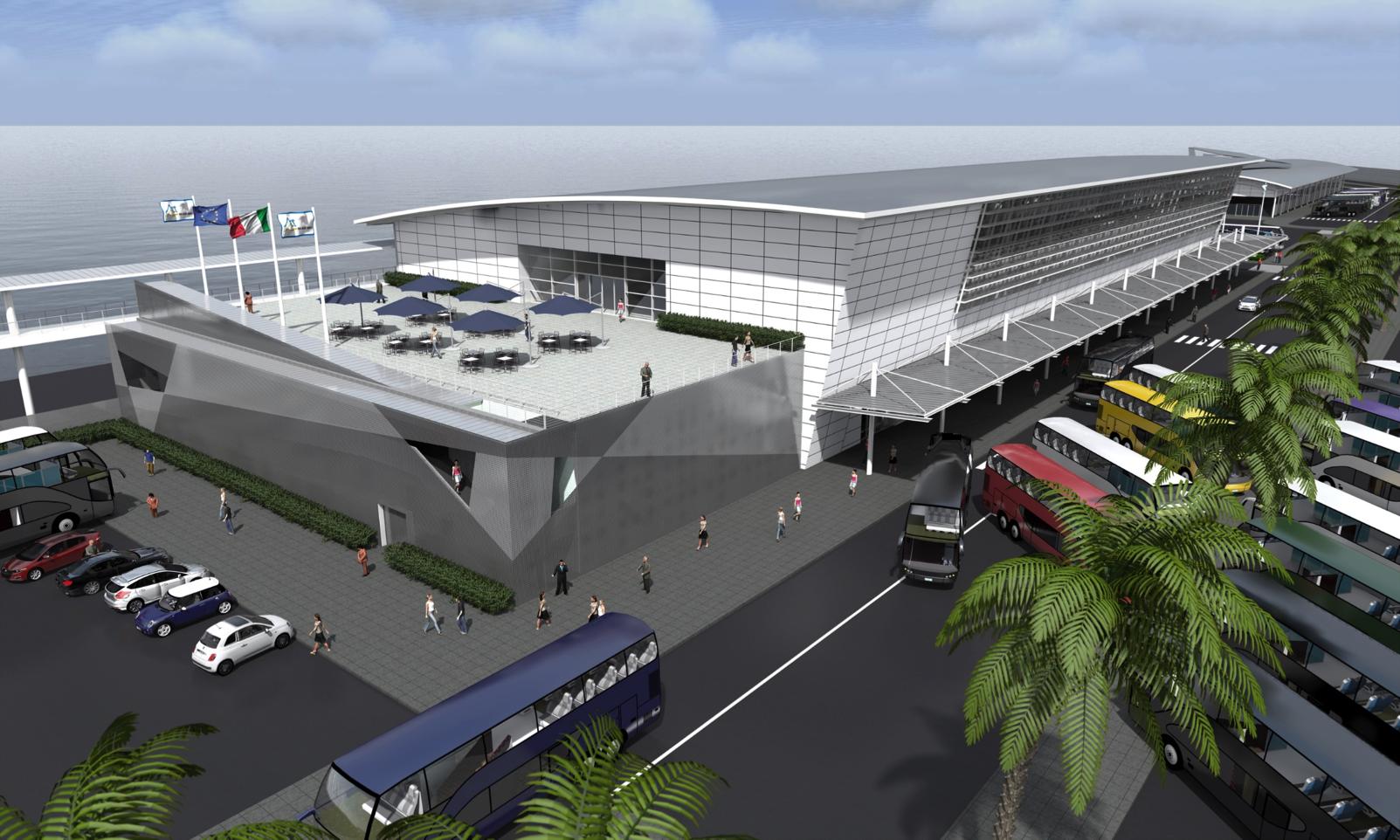 Terminal 12 North