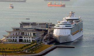 Singapore Cruise Terminal