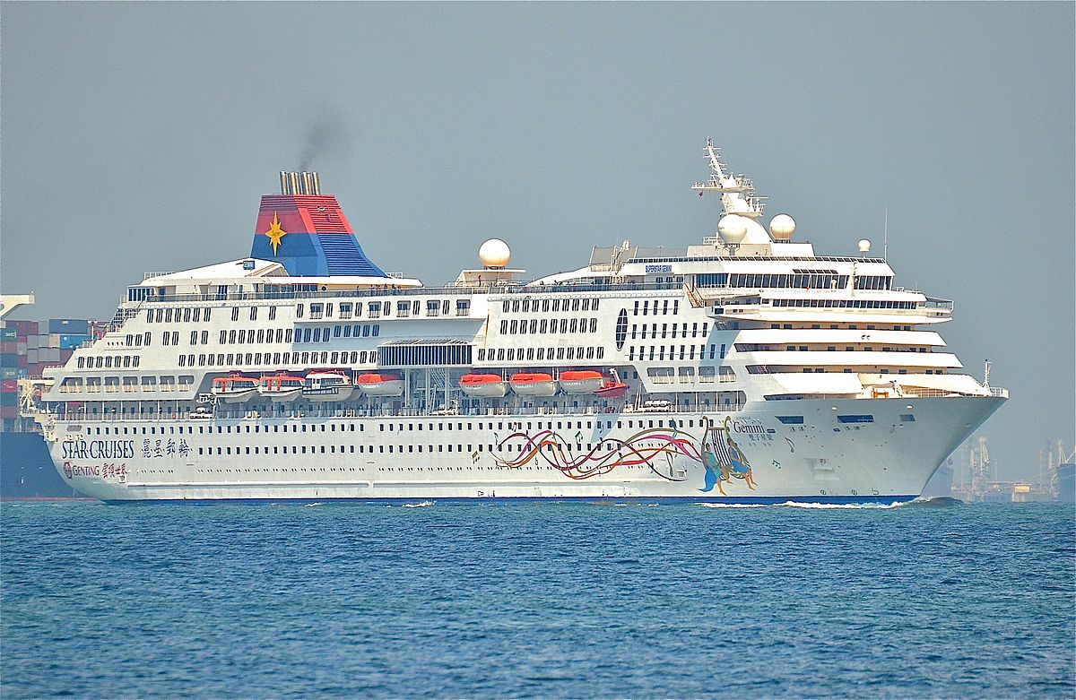 Passenger Overboard Asian Based Cruise Ship