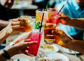 Alcohol on a Cruise Ship