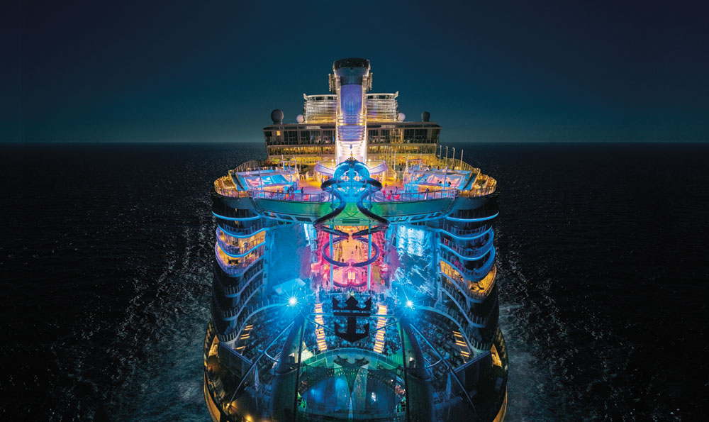 Royal Caribbean's Harmony of the Seas Begins Caribbean Voyages