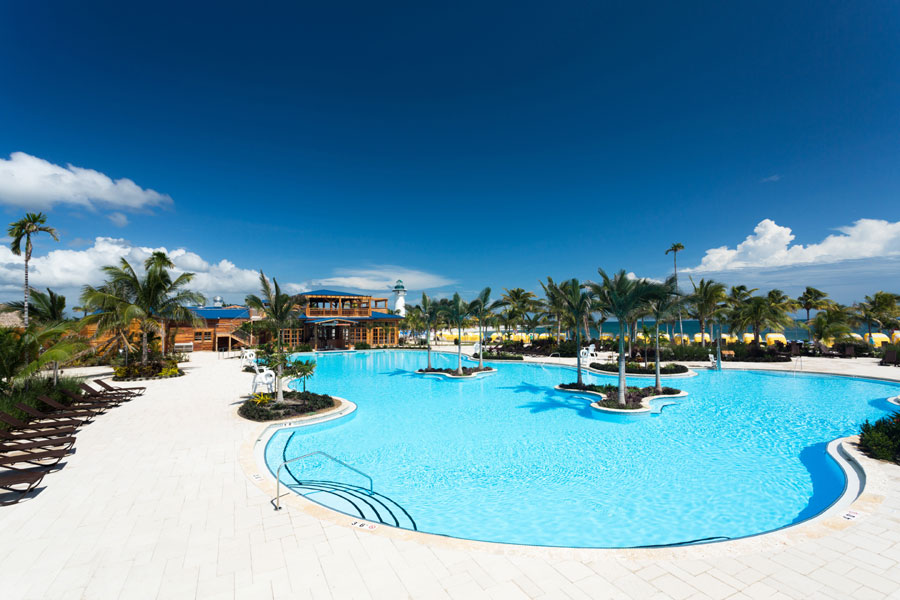 Harvest Caye Pool