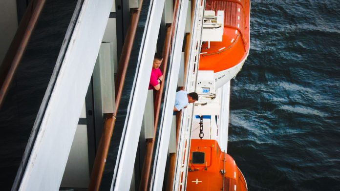 Cruise Ship Overboard
